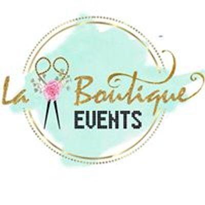La Boutique Events