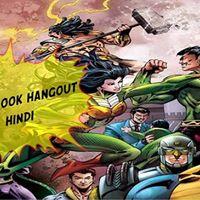 Comic Book HangoutHindi