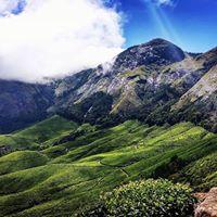 Weekend Trek To Munnar Western Ghats Mountain Range