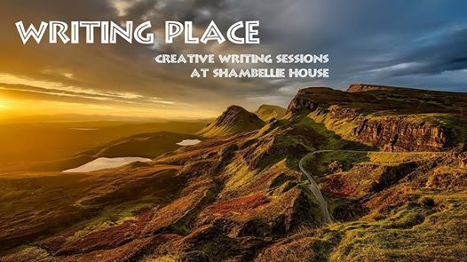 Writing Place Creative Writing Sessions at Shambellie House