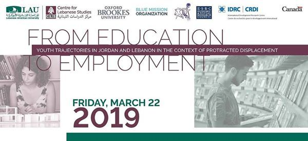 From Education to Employment Youth Trajectories in Jordan & Leb