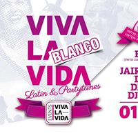 VIVA La VIDA - Blanco