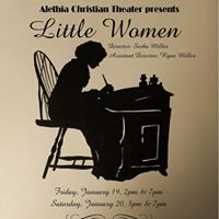 Little Women - Alethia Christian Theater