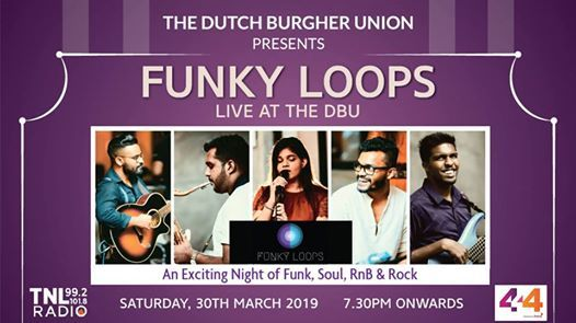 Funky Loops Live at the DBU | Colombo