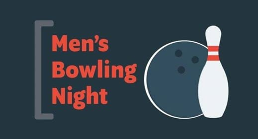 Image result for Men's bowling night
