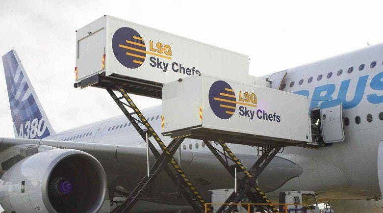 Sky Chefs Job Fair 22219