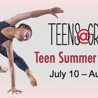 Teen Summer Intensive  Session 2