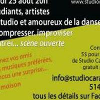 Open Tribu  soire de &quotdanse-rseautage-artistique&quot