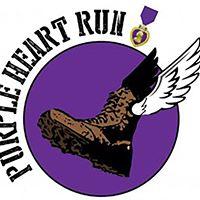 Purple Heart Run  5k Night Race