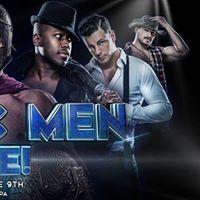 MAGIC MEN LIVE - Philadelphia PA - Friday June 9th