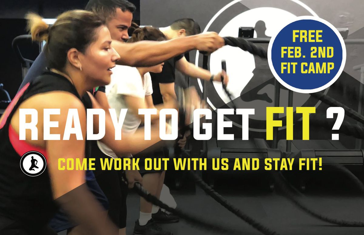 FIT Camp - Functional Interval Training Fitness Camp