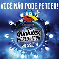Qualatex World Tour - Braslia