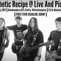 Synthetic Recipe at Live And Picking (First Headline Show)
