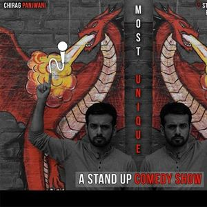 MOST UNIQUE - A Trial Solo Standup Comedy Show