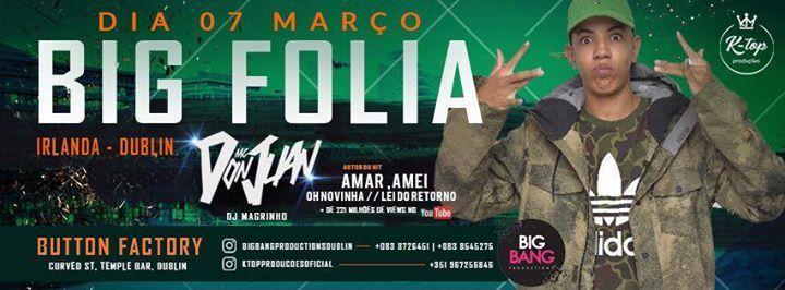 Big Folia  Mc Don Juan