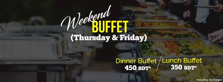 Sultans Weekly Buffet Carnival