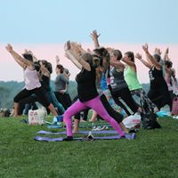 Yoga at the Vineyard (August 31 2017)