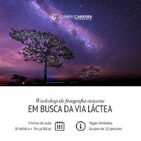 Workshop &quotEm busca da via lctea&quot
