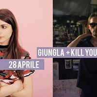 Giungla  Kll Your Boyfriend live  Aftershow djset at Glue