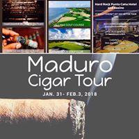 Maduro Cigar Tour