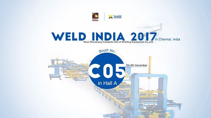 WELD INDIA 2017