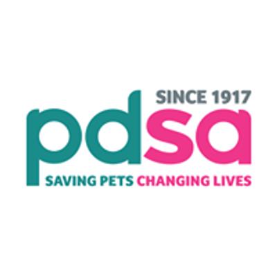 PDSA - Saving Pets, Changing Lives