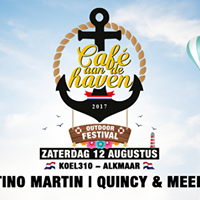 Cafe aan de Haven outdoor Festival