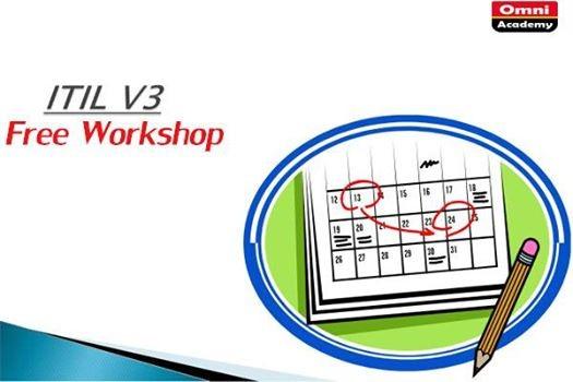 ITIL V3 - It service management I Free Workshop