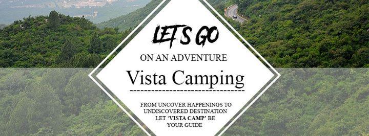 Camping at Margalla Hills