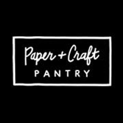 The Paper + Craft Pantry