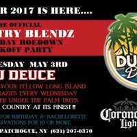 Humpday Hoedown kickoff party with DJ Deuce and MyCountry96.1  Dublin Deck