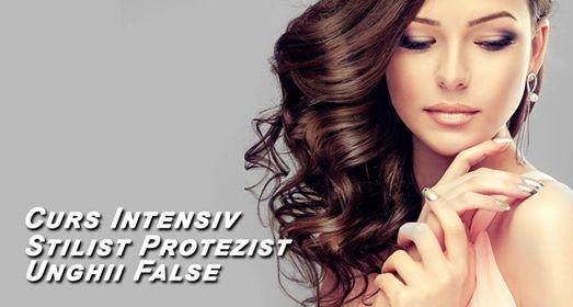Cursr Intensiv De Stilist Protezist Unghii False At Janet Nails
