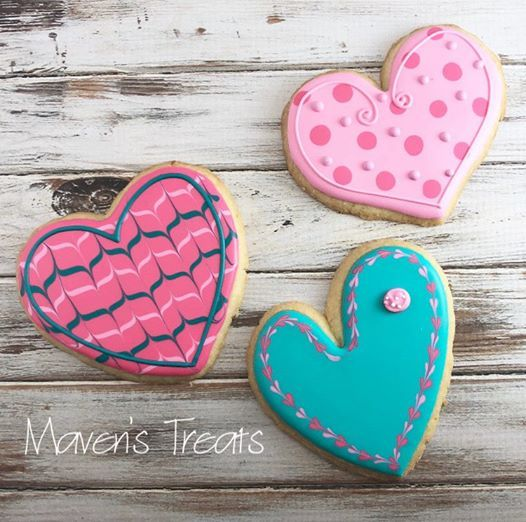 Mommy&Me Valentines Day Cookie Decorating