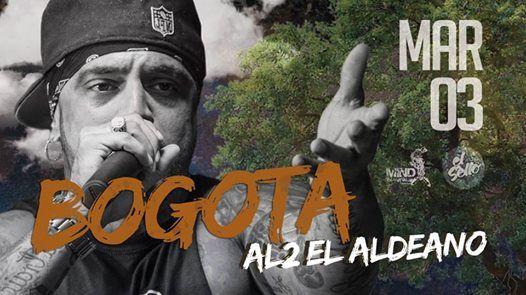 AL2 El Aldeano  Lulo Tour  Bogot