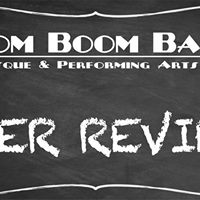 Peer Review Session at Boom Boom Basics 1213