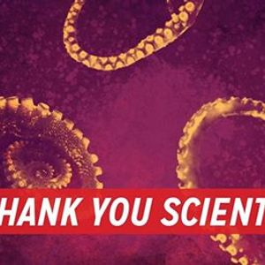 Thank You Scientist at ArtsRiot
