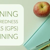 My Professional Tools for Employment Day 1 - GPS Training