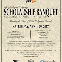 Polynesian Scholarship Banquet