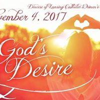 Gods Desire - Fifth Annual Conference