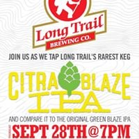 Cornhole Tournament with Long Trail Brewing