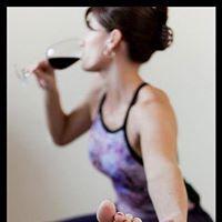 Wine and Yoga in the Vineyard with Erica Menke