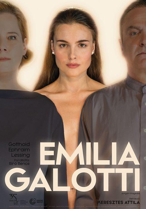 Gotthold Ephraim Lessing Emilia Galotti