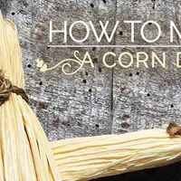 Pre-Ritual Crafting Workshop - Craft Your Own Corn Dolly by SEST
