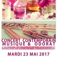 Concert musique et odorat