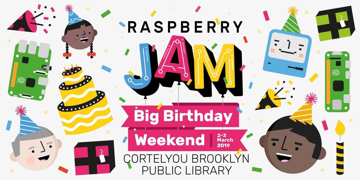 Raspberry Jam Brooklyn