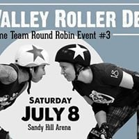 Roller Derby in Centretown (Sandy Hill Arena)