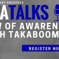 ILEA Talks Law of Awareness with Takaboom September 25 2017