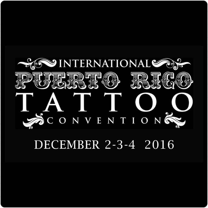 International puerto rico tattoo convention 2016 at centro for Rio grande arts and crafts festival 2016