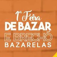 1 Feira de Bazar e Brech Bazarelas