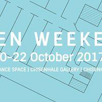 Chisenhale Open Weekend